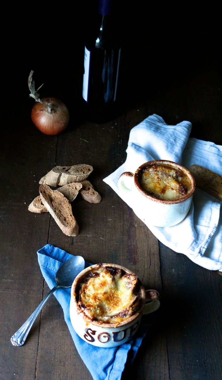 Classic French Onion Soup - Naked Cuisine-4991