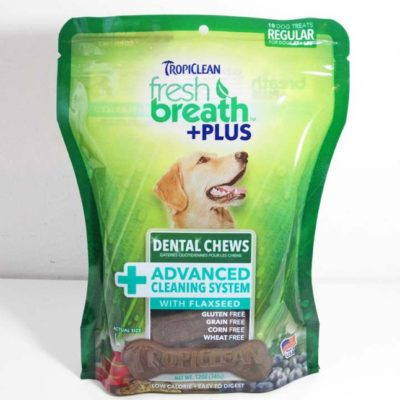 Advanced Cleaning Dental Chews