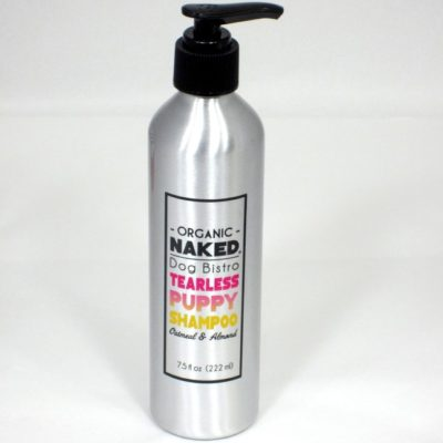 Organic Tearless Puppy Shampoo