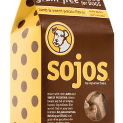 Sojos Sweet Potato & Lamb Dog Treats