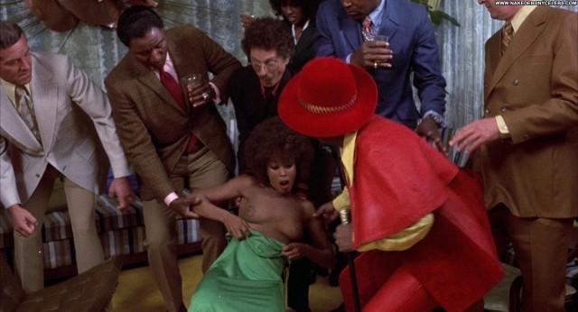 Marilyn Joi Coffy Nice Brunette Medium Tits Posing Hot Sensual Ebony