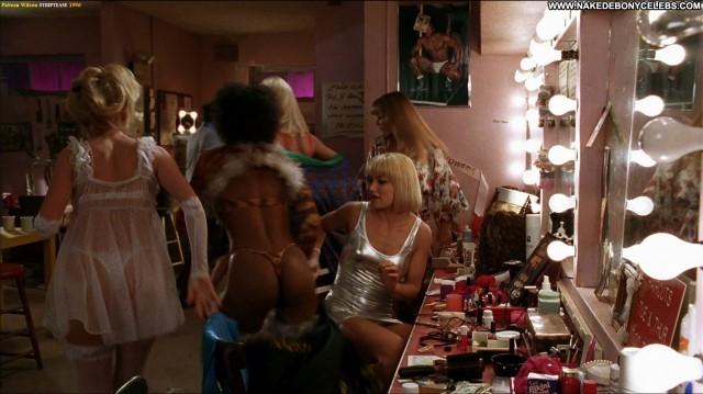 Pasean Wilson Striptease Stunning Brunette Big Tits Celebrity Ebony