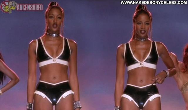Naomi Campbell Ali G Indahouse Doll Skinny Ebony Celebrity Medium