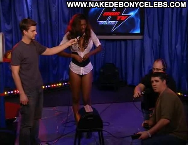 Nyomi Banks The Howard Stern Show Pornstar Sultry Big Tits Brunette