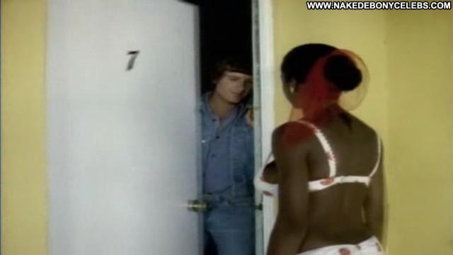 Deborah Mcguire Supervixens Sensual Ebony Posing Hot Celebrity