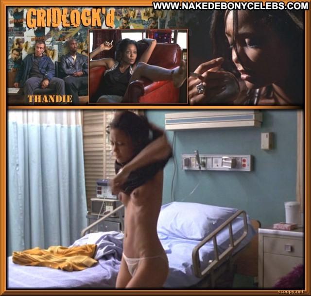 Thandie Newton Gridlock D Hot Skinny Brunette International Ebony