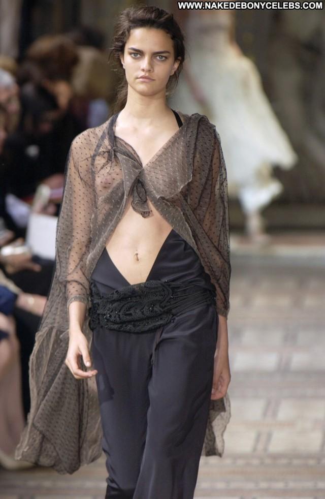 Barbara Fialho Miscellaneous Brunette Sultry Skinny Posing Hot