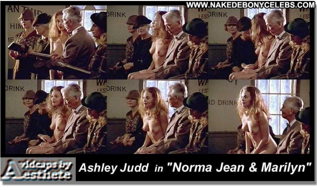 Ashley Judd Norma Jean And Marilyn Small Tits Pretty Celebrity