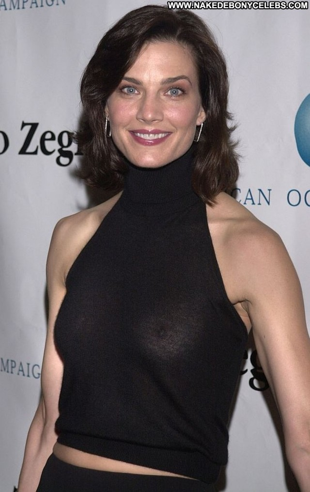 Terry Farrell Miscellaneous Posing Hot Brunette Sensual Celebrity Hot