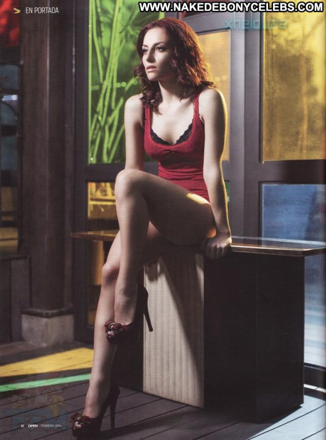 Marimar Vega Magazine Posing Hot Celebrity Beautiful Babe Paparazzi