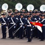 Students of the National Defense Academy of Japan