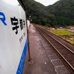 Railway station in the sky, Uzui