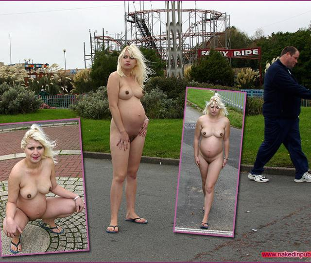 Naked In Public Tv Presents Pregnant Woman Nude In Public Places