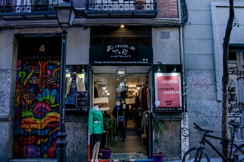 e25948136112 10 Great Second-hand and Vintage Shops in MadridNaked Madrid