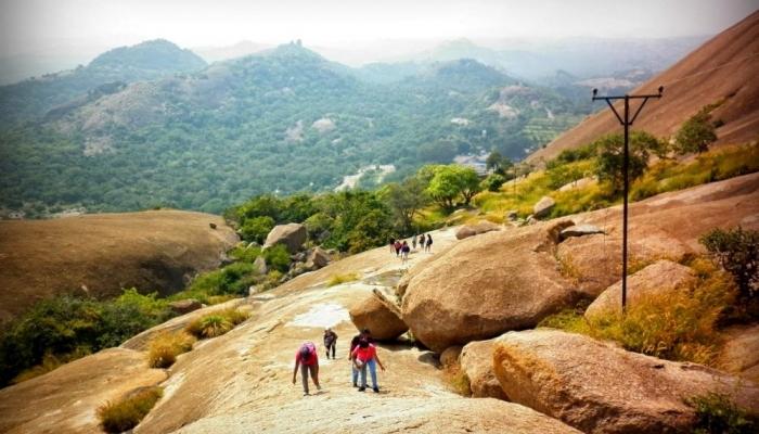Savandurga Karnataka