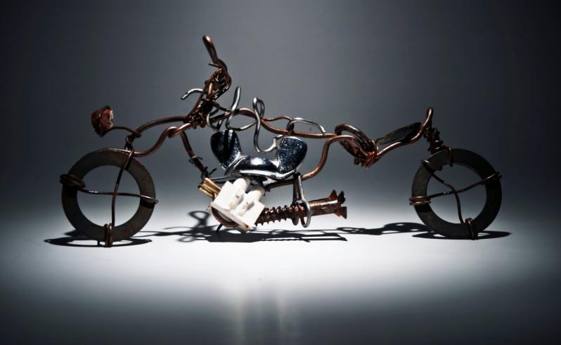 Is there any room for two wheels in a driverless future