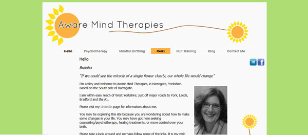 Aware Mind Therapies after Naked Website Treatment