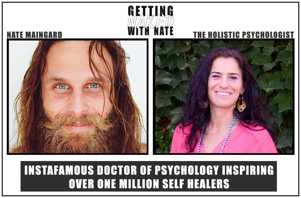 The Holistic Psychologist: instafamous doctor of psychology inspiring over one million self healers #53