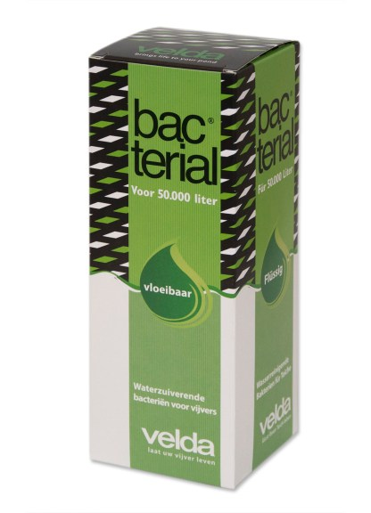 Velda bacterial liquid vijver bacterie 500 ml