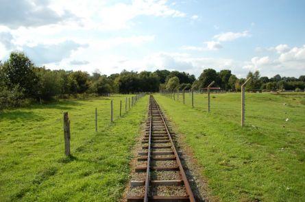 Eisenbahn im Jaderpark