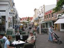 Fussgaengerzone Norderney