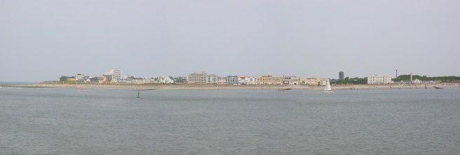Panorama Norderney