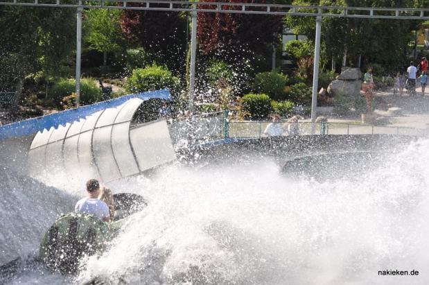 Wildwasserbahn Jaderberg