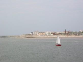 Norderney vom Meer