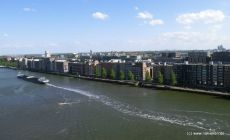 Amsterdam von oben