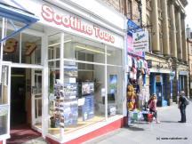 Reisebüro in Edinburgh