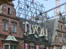 Schild des Tivoli Copenhagen