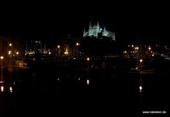 Kathedrale vom Hafen