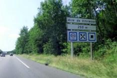 Schild, Aire de Vitrimont