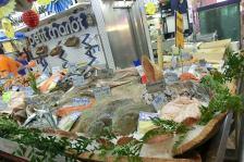 Fischmarkt in Troyes