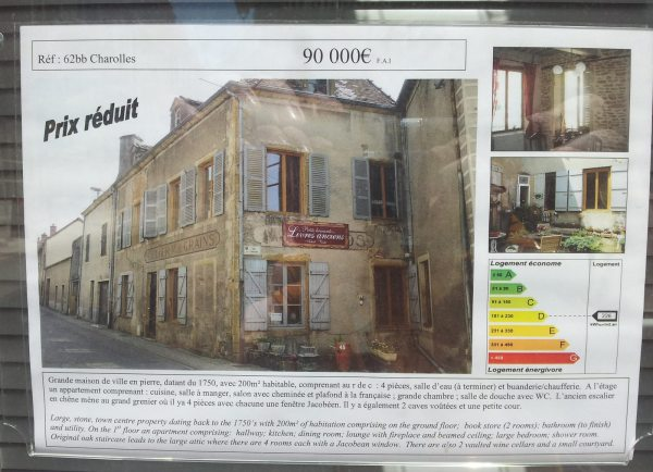 Immobilien in Charolles, Frankreich