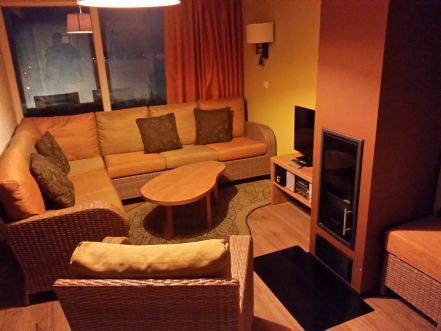 Ferienhaus mit DVD Hifi und Kamin