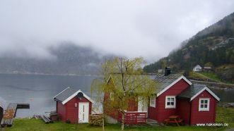 Häuser in Ulvik