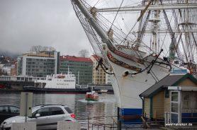 Hafen in Bergen