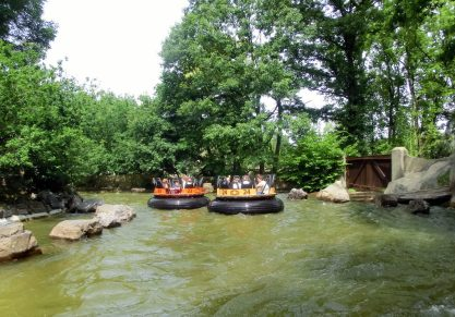 Piranha Wildwasserbahn