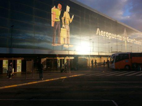 Flughafen Gran Canaria