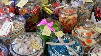 Leckereien und Süßes