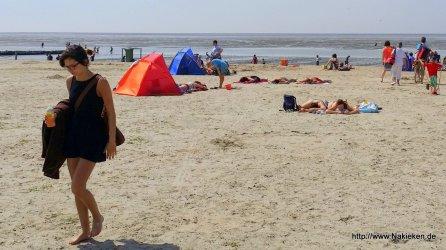 Norddeich Sandstrand