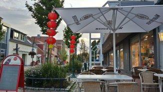 Essen im Chinarestaurant