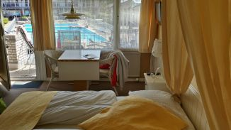 Unser Hotelzimmer