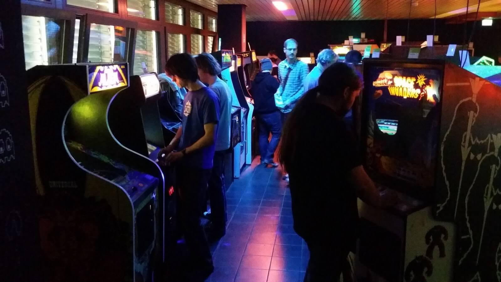 Arcade OLDENBURGER COMPUTER MUSEUM E.V.