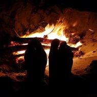 Ein letztes Lagerfeuer