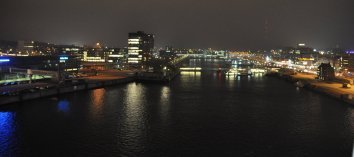 Kiel am Abend