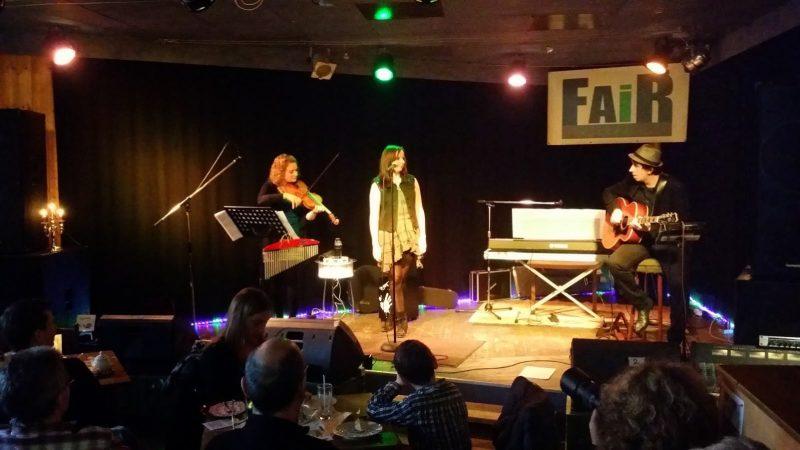 Annie Soulshine im FairCafe Schortens