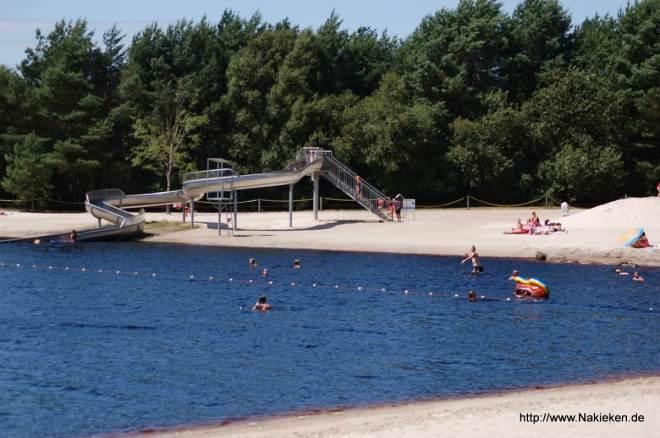 Schwimmen am Ottermeer