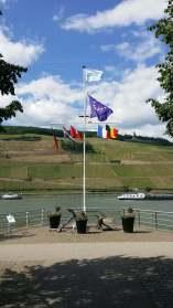 Promenade mit Niederwald Denkmal